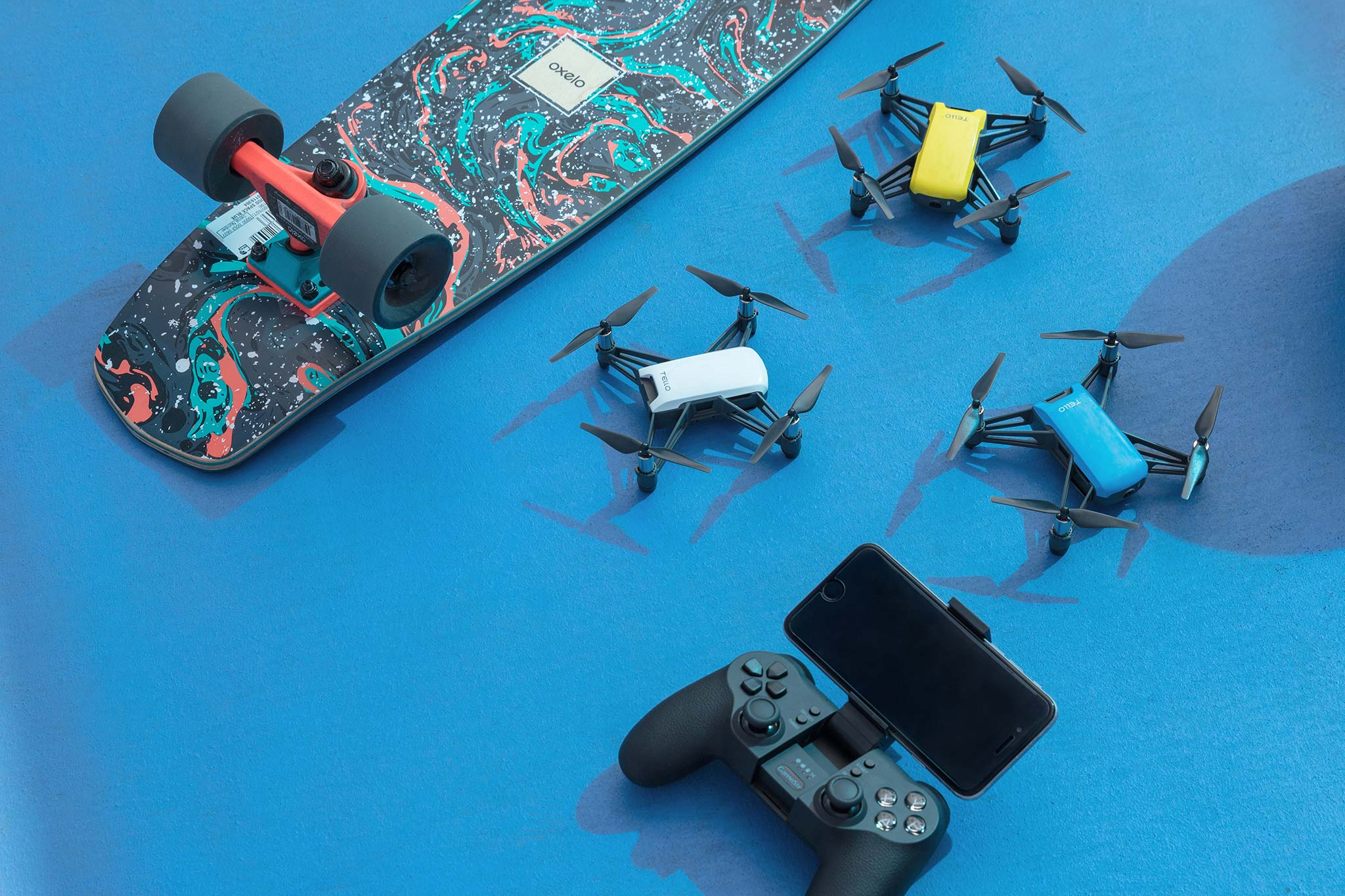 DJI Tello Is Really Very Small As Of Today Its The Smallest Drone Even Spark Looks Big When You Compare Them Just 98 925 41